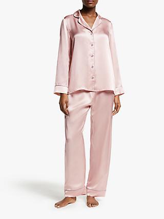 John Lewis   Partners Silk Pyjama Set 3548b822b