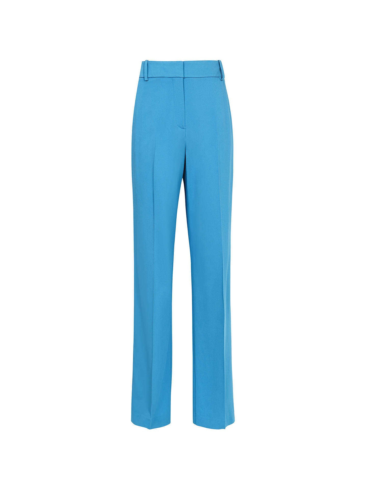 Buy Reiss Belle Bright Trousers, Blue, 6 Online at johnlewis.com