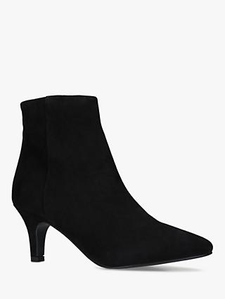 e369ead9062 Carvela Comfort Romy Stiletto Pointed Toe Ankle Boots