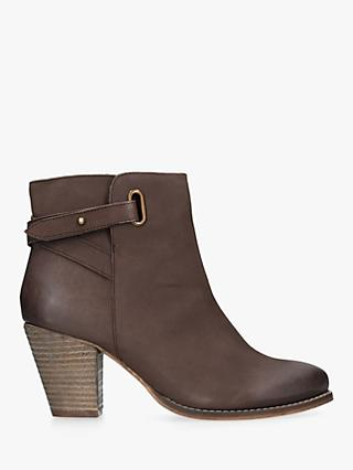 Carvela Smart Block Heeled Ankle Boots