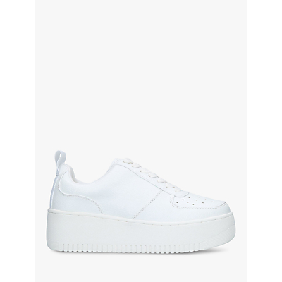 KG Kurt Geiger Laura Faltform Trainers, White