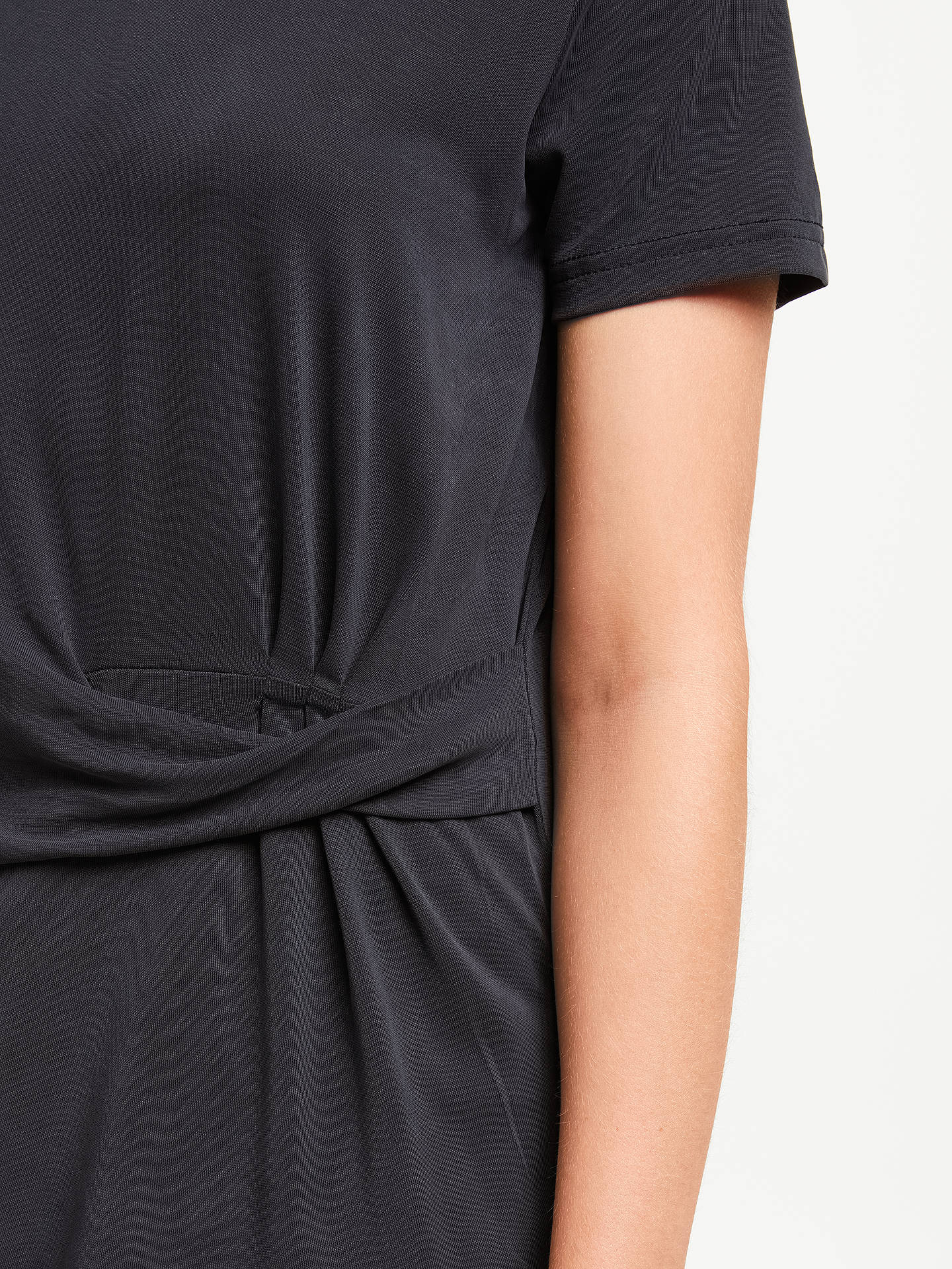 BuyNumph Evella T-Shirt, Caviar, XS Online at johnlewis.com