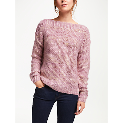 Numph Charlie Pullover, Pink