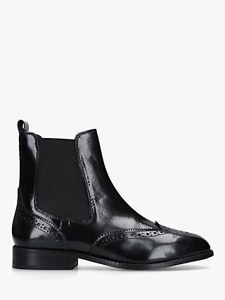 02768178ae Carvela Comfort Rhea Block Heel Ankle Boots