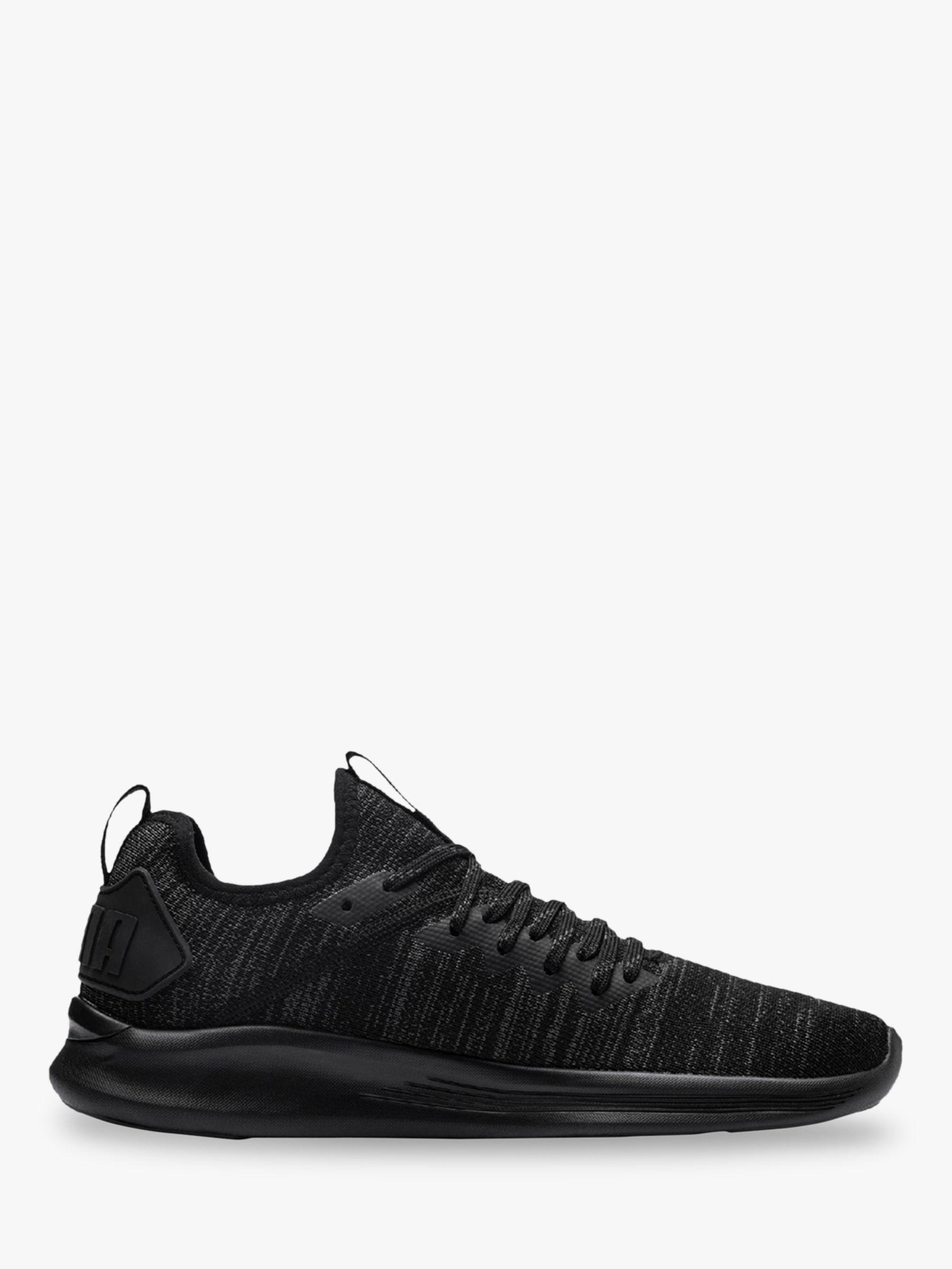 huge discount f4048 c70be PUMA Ignite Flash evoKNIT Women's Running Shoes, PUMA Black ...