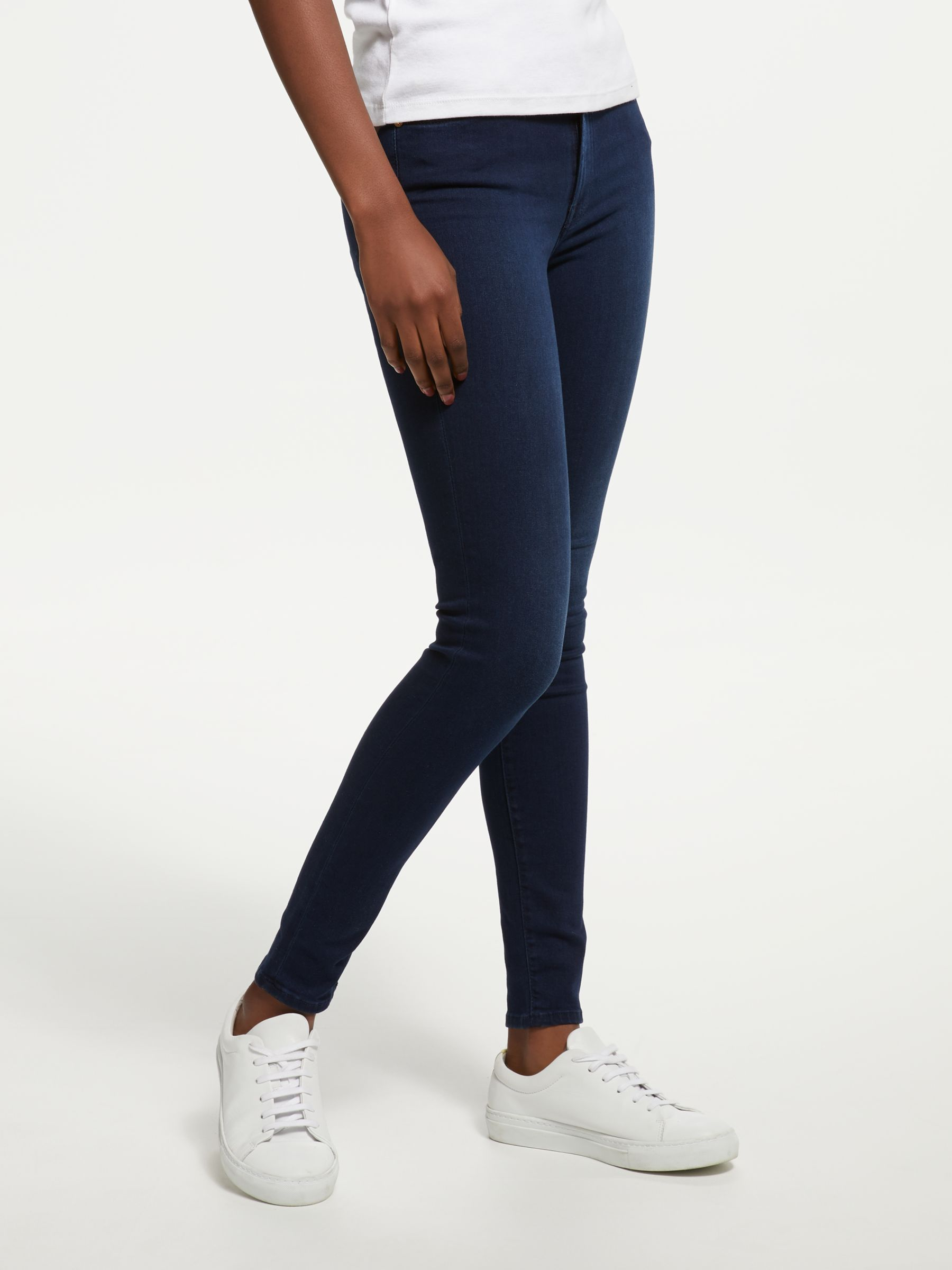 7 For All Mankind 7 For All Mankind Slim Illusion Luxe Jeans, Rich Indigo