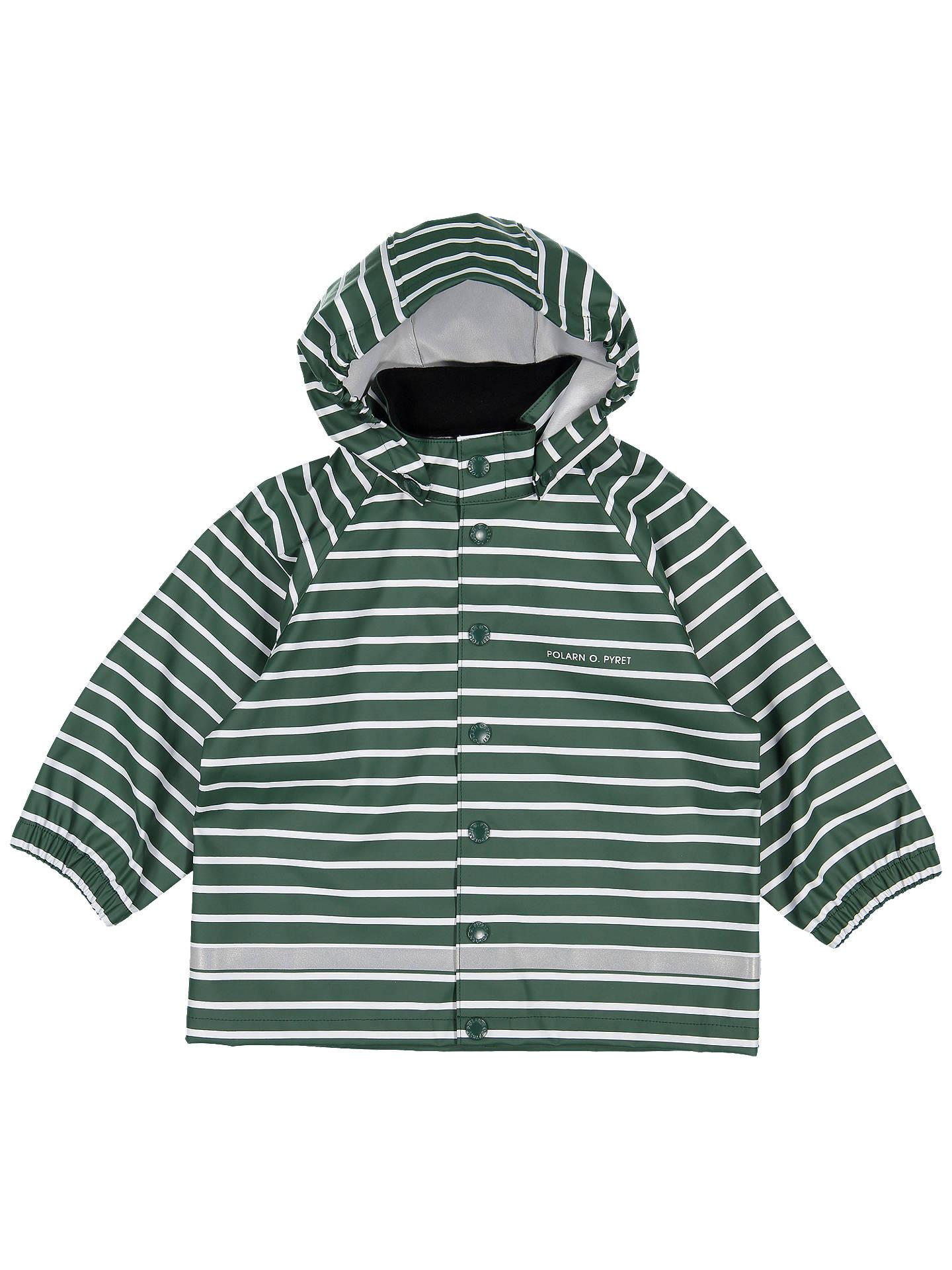 96249043a978 Polarn O. Pyret Baby Rain Jacket