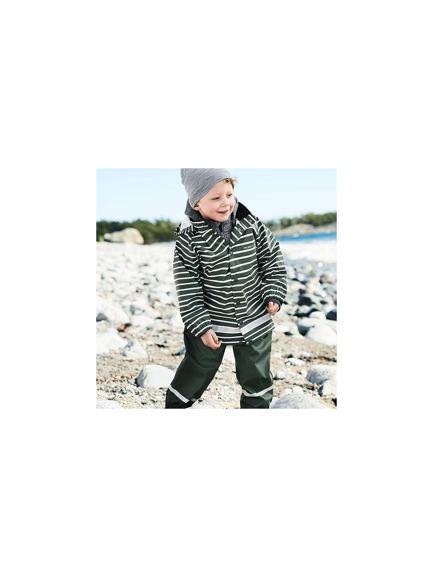 4aa811342 Polarn O. Pyret Baby Rain Jacket