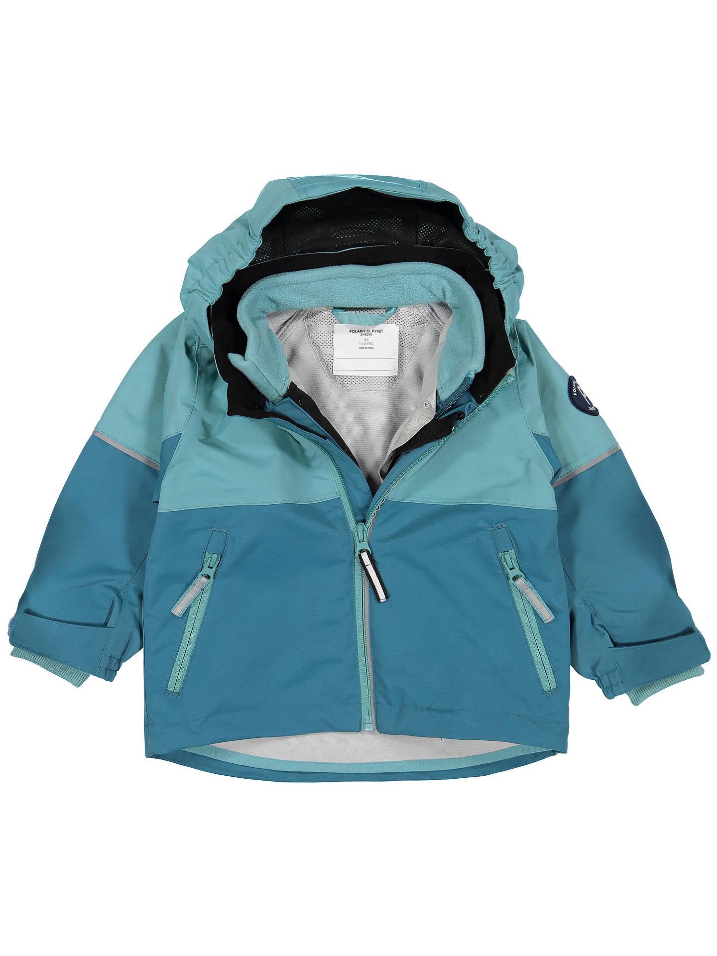 8f8c0145f3e7 Polarn O. Pyret Baby Waterproof Shell Coat