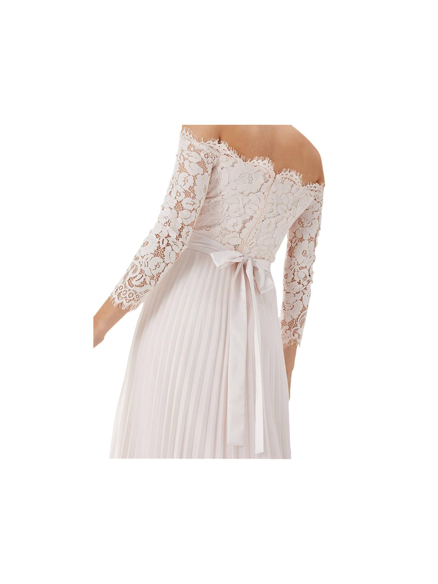 c85177d3cb920 ... Buy Coast Imi Lace Maxi Dress, Blush, 26 Online at johnlewis.com