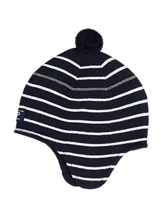 Polarn O. Pyret Children s Stripe Hat 0ca3ef2fc2f9