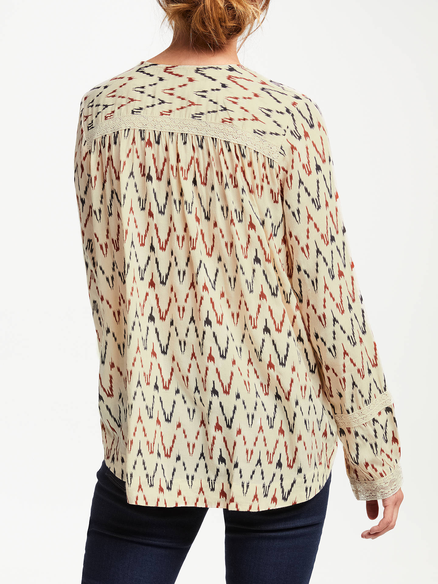 Buy Stella Forest Winston Blouse, Ercu, 16 Online at johnlewis.com