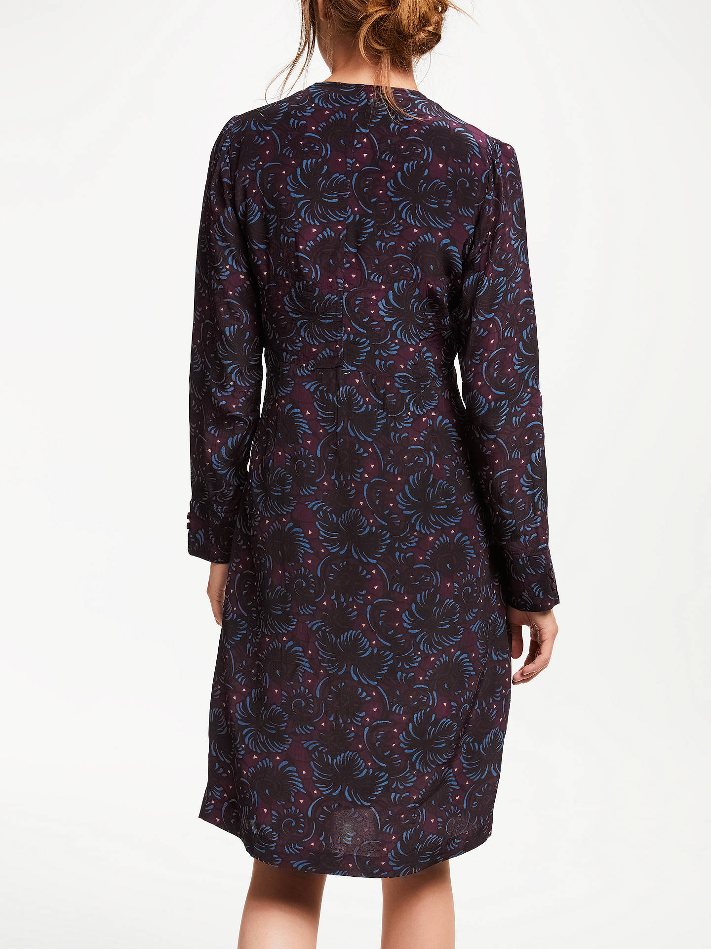 BuyStella Forest Elie Knee Length Dress, Orchid, 16 Online at johnlewis.com