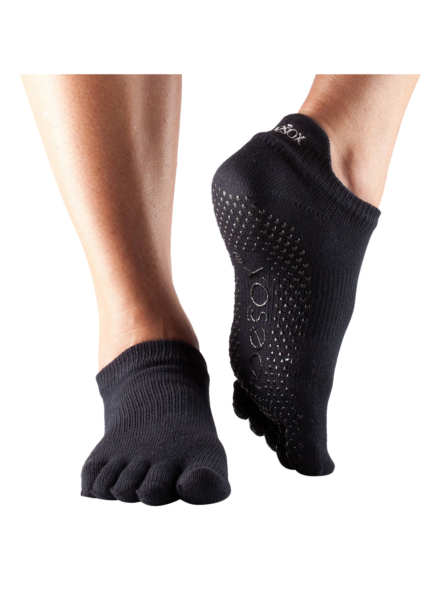 6e6a437935f8 Buy Mad ToeSox Full Toe Low Rise Grip Socks
