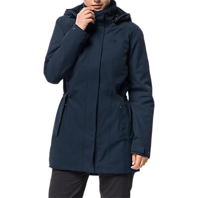 Jack Wolfskin Madison Avenue Women's Coat, Blue
