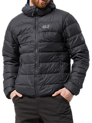 Jack Wolfskin Helium Men's Jacket, Ebony