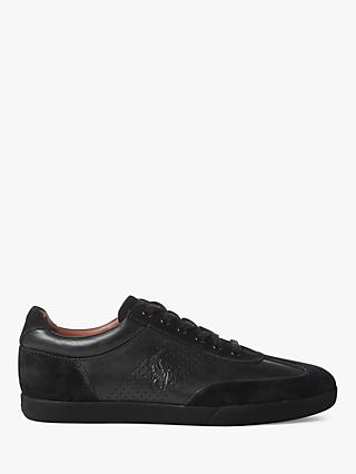 Polo Ralph Lauren Cadoc Trainers, Black