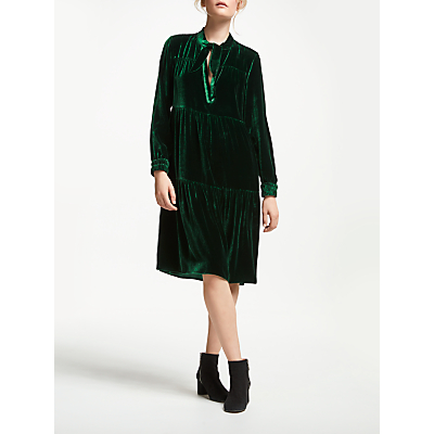 Just Female Juliet Swing Dress, Pine Grove
