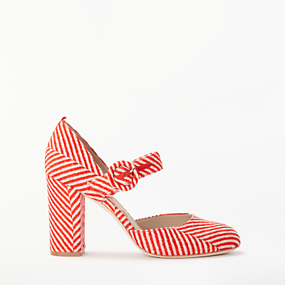 Boden Evie Block Heel Mary Jane Court Shoes