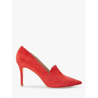 Boden Millie Suede Slipper Stiletto Heel Shoes