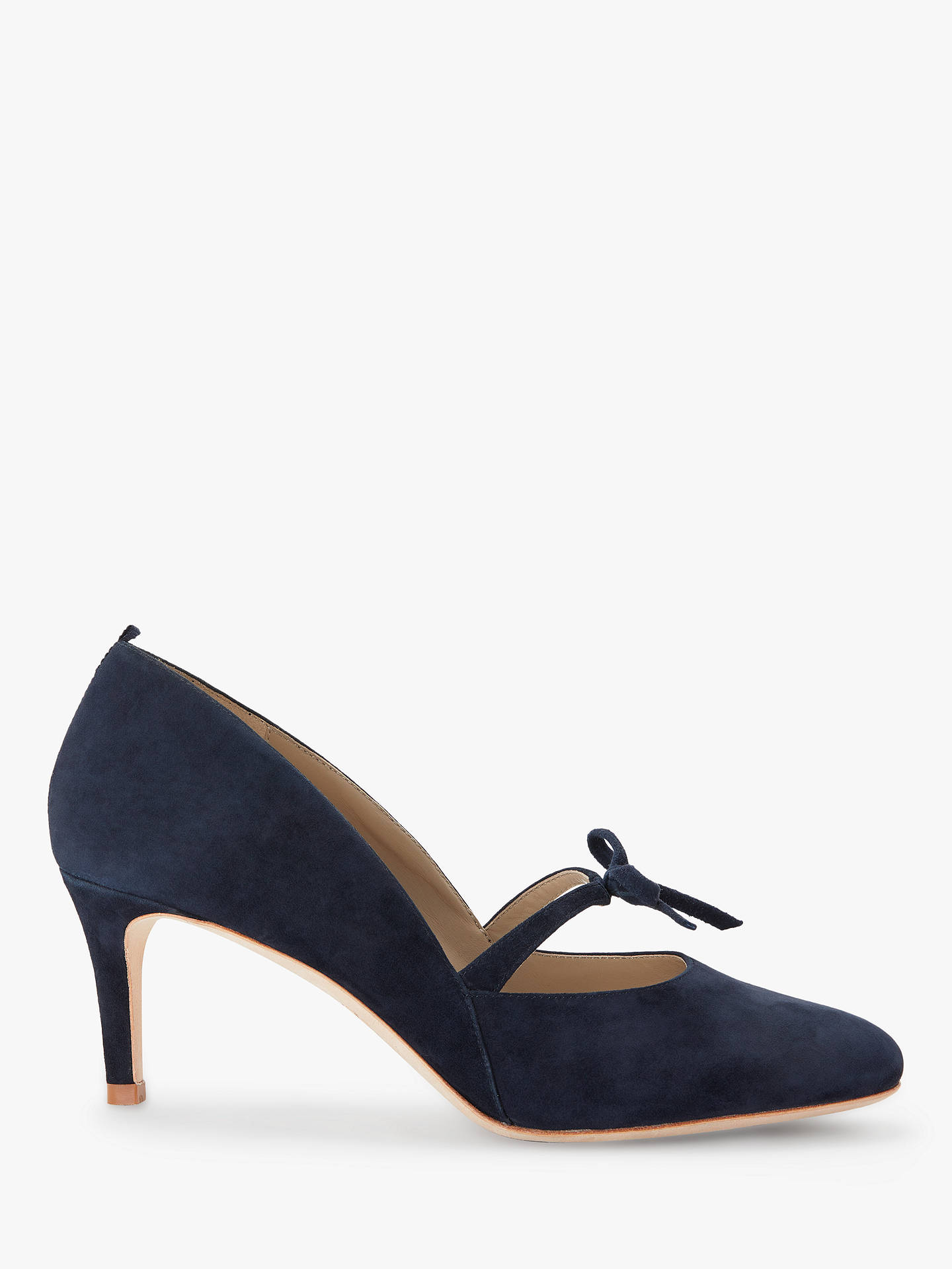 89936cffefb Buy Boden Anthea Bow Detail Court Shoes