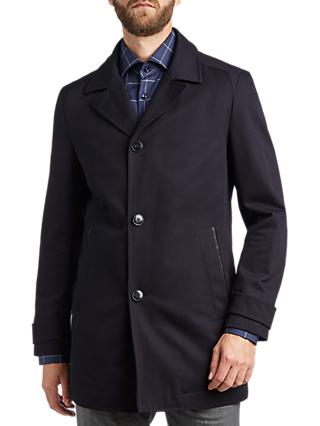 Hugo Boss Midias Coat, Navy