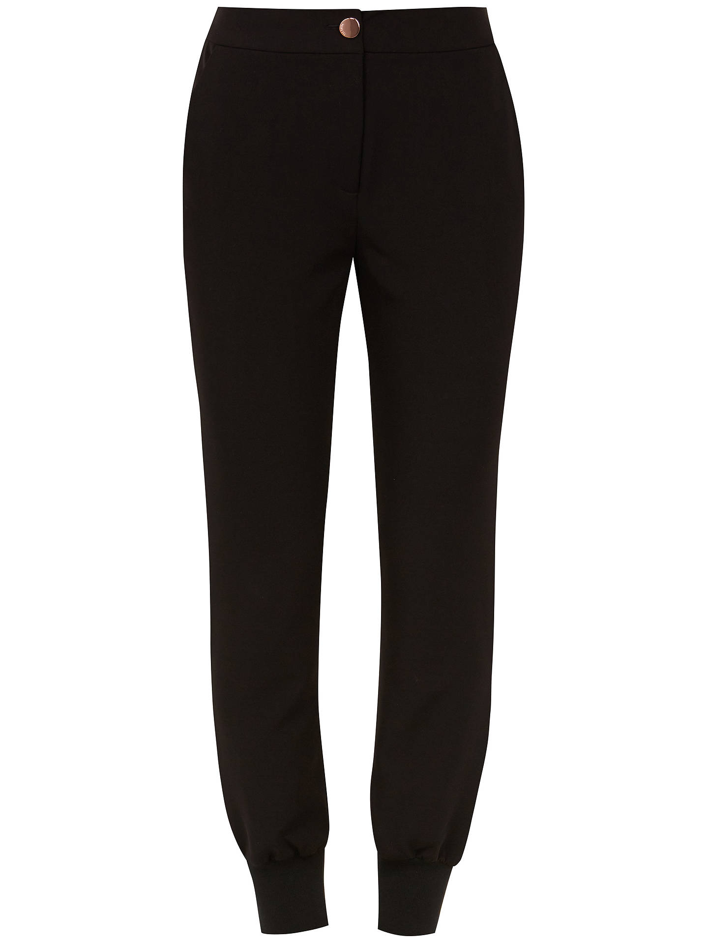 e3919e26f Buy Ted Baker Mmargot Ribbed Cuff Relaxed Trousers