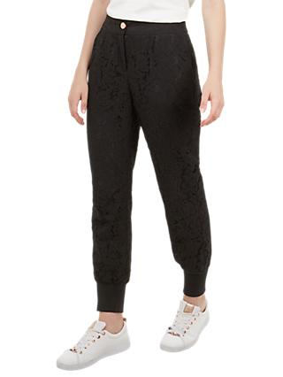 Ted Baker Cylar Joggers, Black
