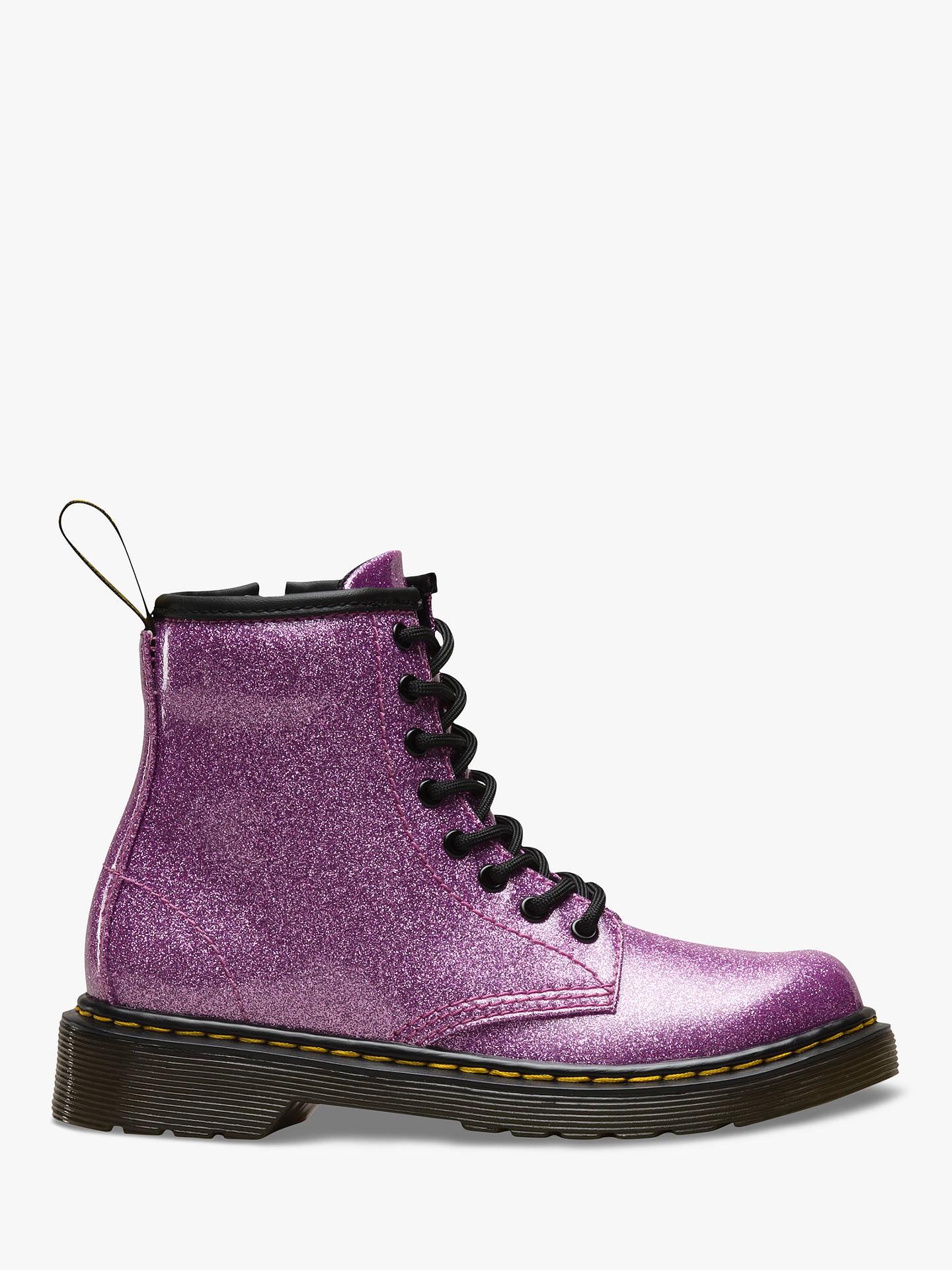 5746b81df9 Dr Martens Glitter Boots at John Lewis & Partners