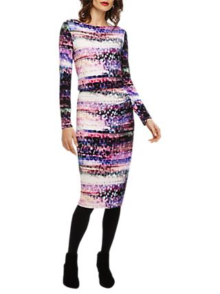 Phase Eight Hermione Print Dress, Multi