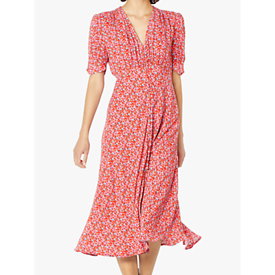 Ghost Flo Dress, Elenor Rigby Ditsy