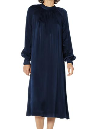 a9c00658654 Ghost Ingrid Satin Dress