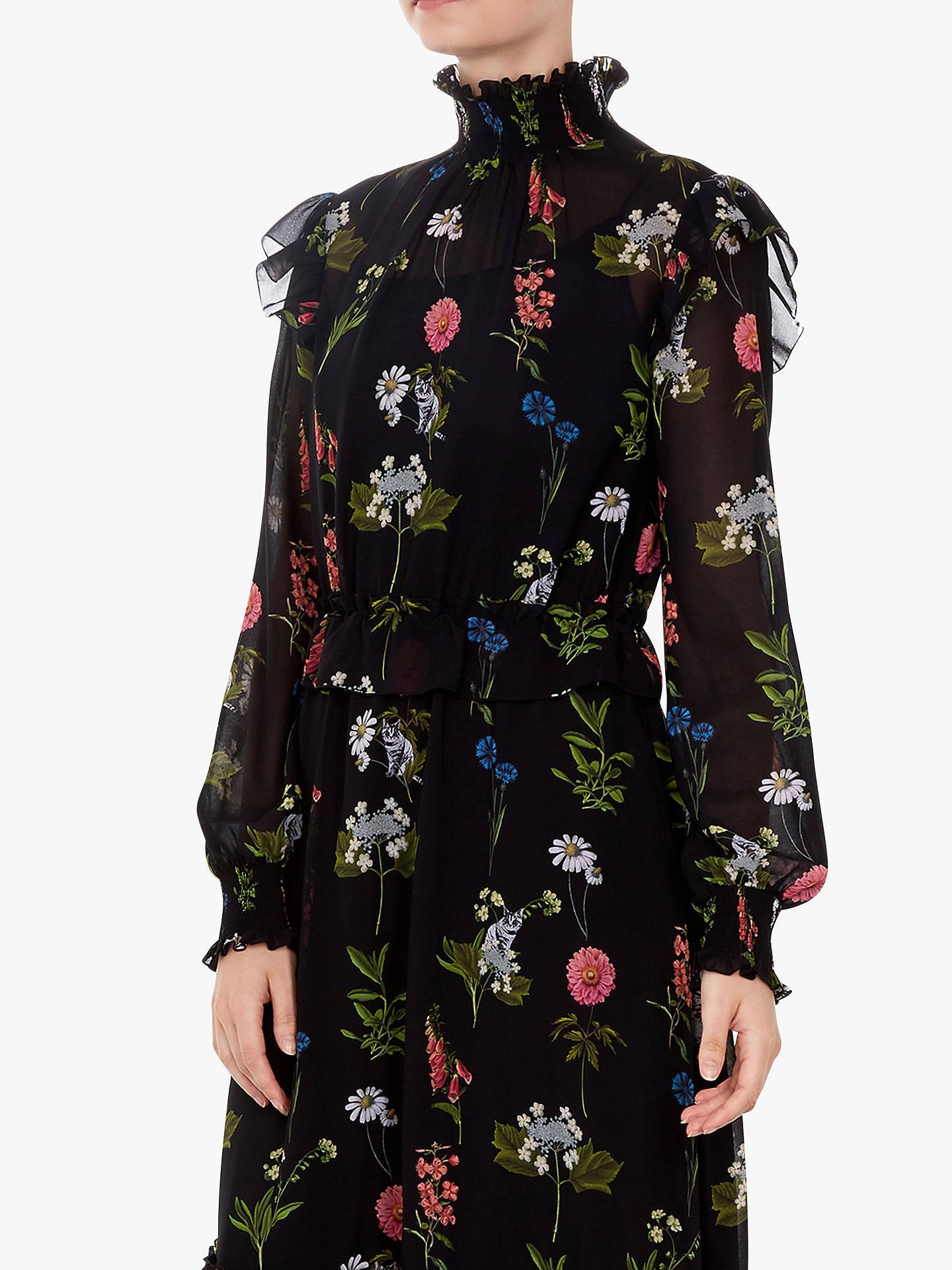 d52a784ec20b ... Buy Ted Baker Siliia Kirtstenbosch Embroidered Wrap Dress