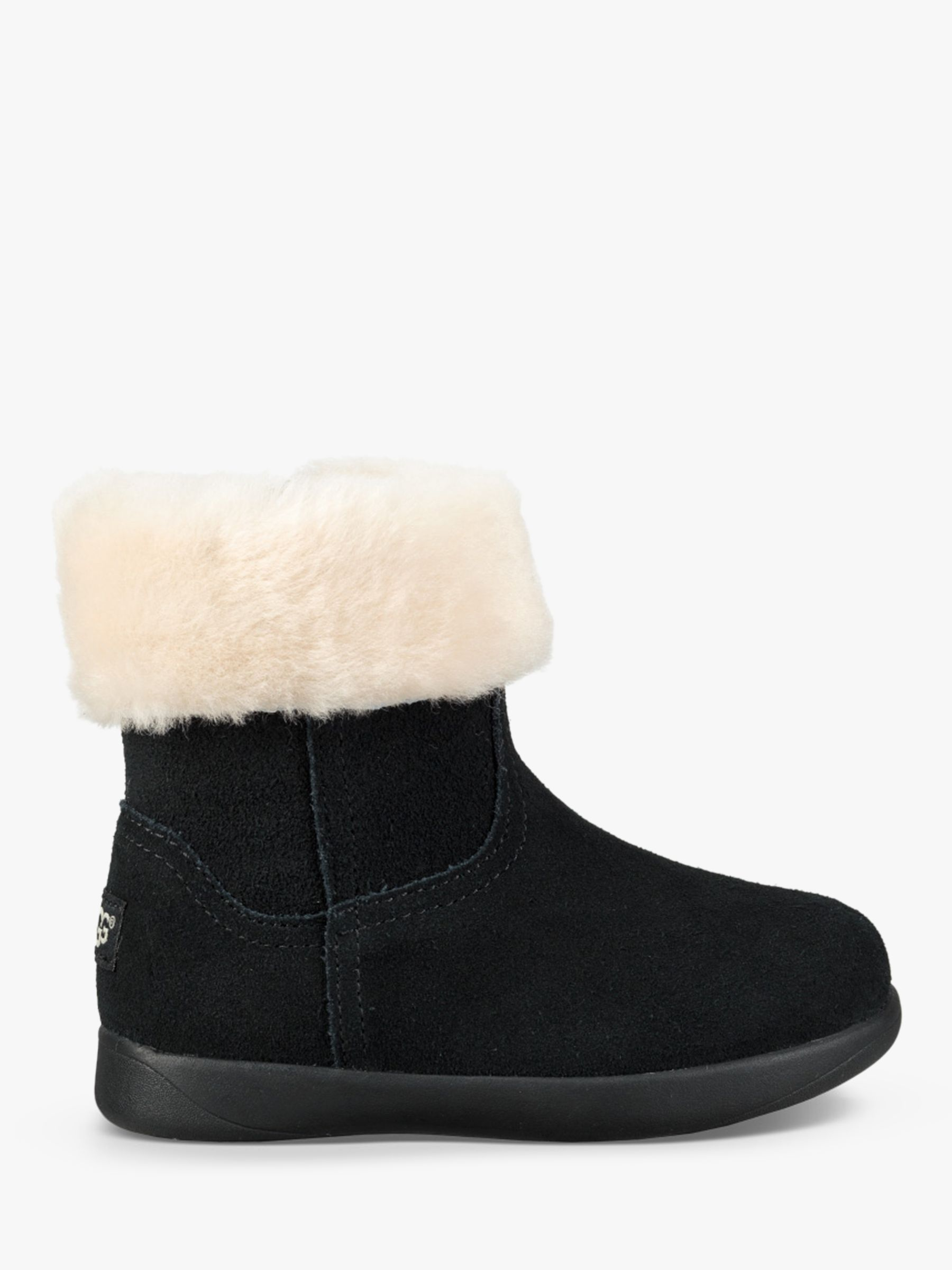 1f939b73649 UGG Children's Jorie II Boots, Black
