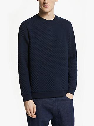 1d97f76d4c339 Kin Quilted Sweatshirt