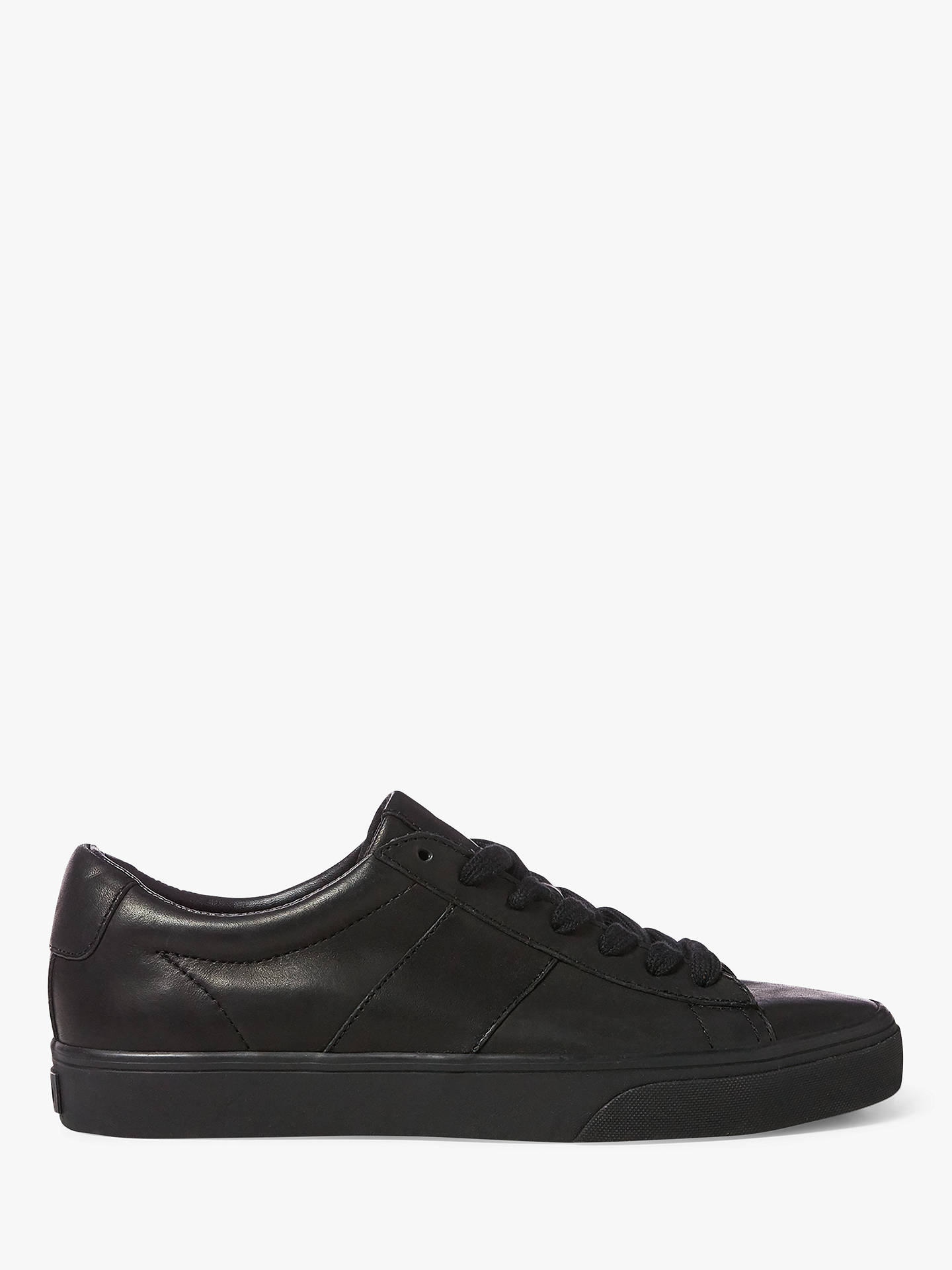 aa44d9672ee Polo Ralph Lauren Sayer Trainers at John Lewis   Partners