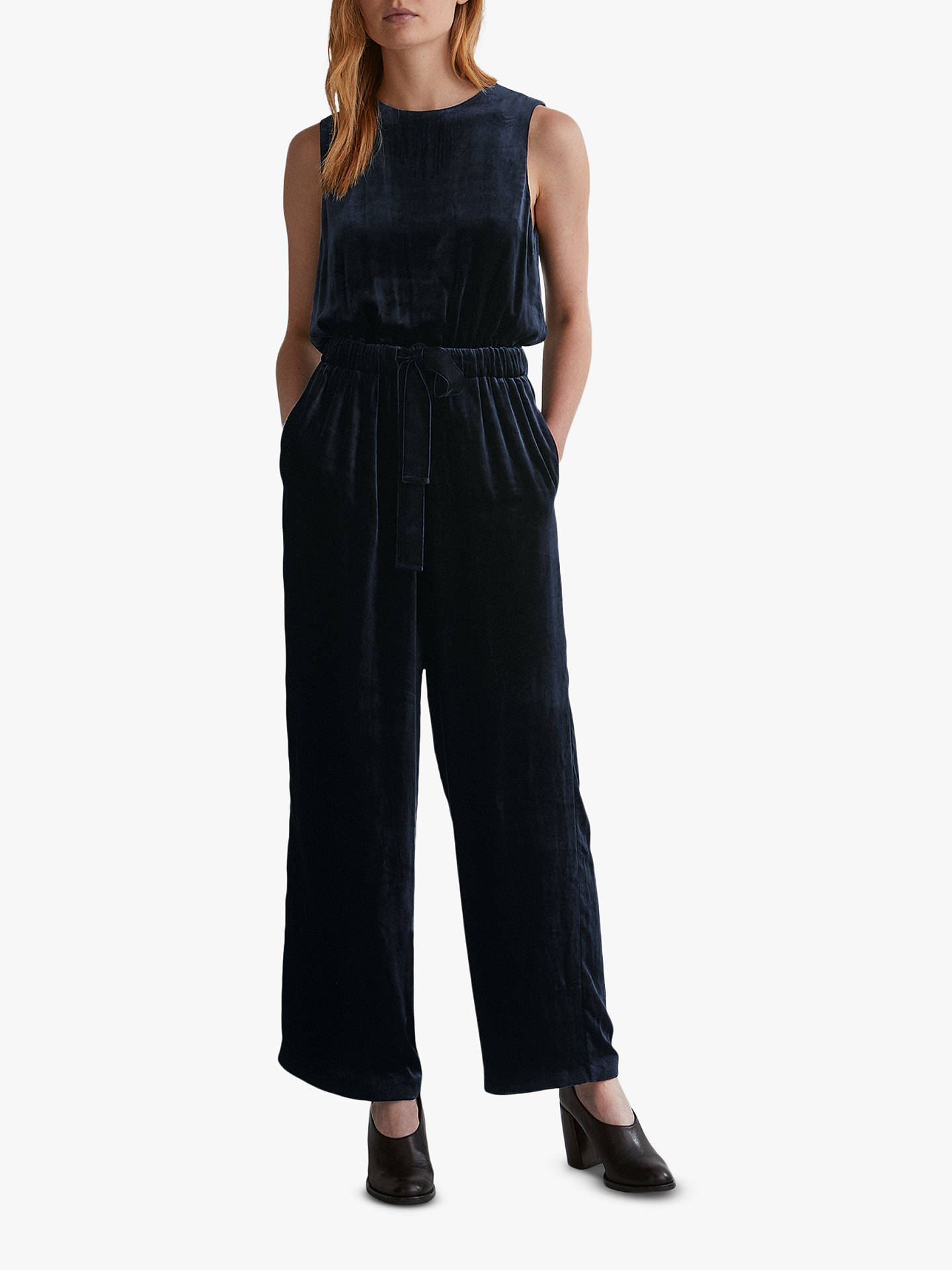 1d06eca46656 Buy Toast Velvet Wide Leg Jumpsuit