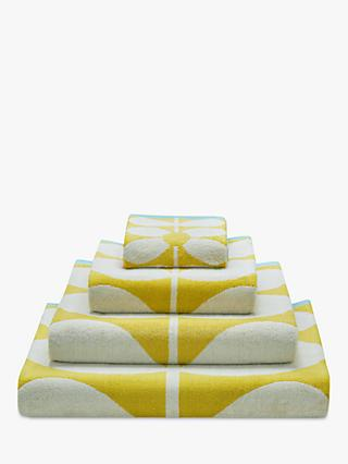 Orla Kiely Sixties Stem Towels