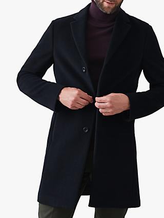 Reiss Gable Wool Epsom Coat