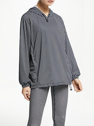PATTERNITY + John Lewis Grid Print Stretch Jacket, Multi