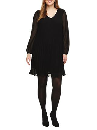 Studio 8 Fontaine Tunic Dress, Black