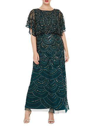 Studio 8 Jupiter Maxi Dress, Pine