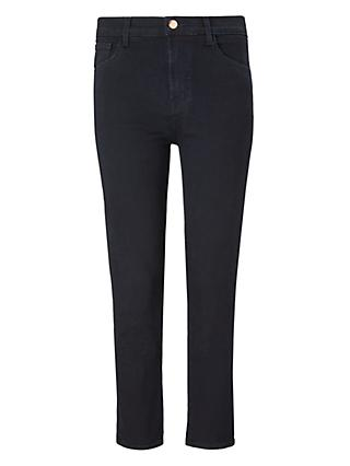 J. Brand Ruby High Rise Skinny Cropped Jeans