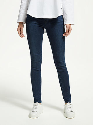 Buy J Brand Maria High Rise Skinny Jeans, Phased, 27 Online at johnlewis.com