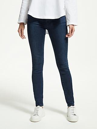 J Brand Maria High Rise Skinny Jeans, Phased