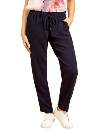 Fenn Wright Manson Petite Paris Trousers, Navy