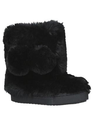 Kurt Geiger London Children's Eskimo Boots, Black