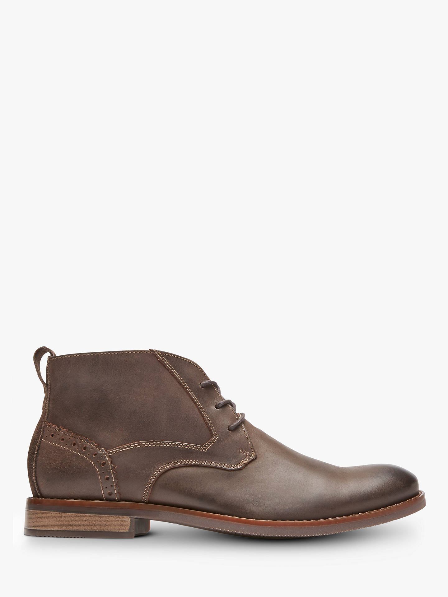 BuyRockport Wynstyn Chukka Boots, Brown, 7 Online at johnlewis.com
