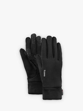 Barts Powerstretch Touch Men's Gloves, Black