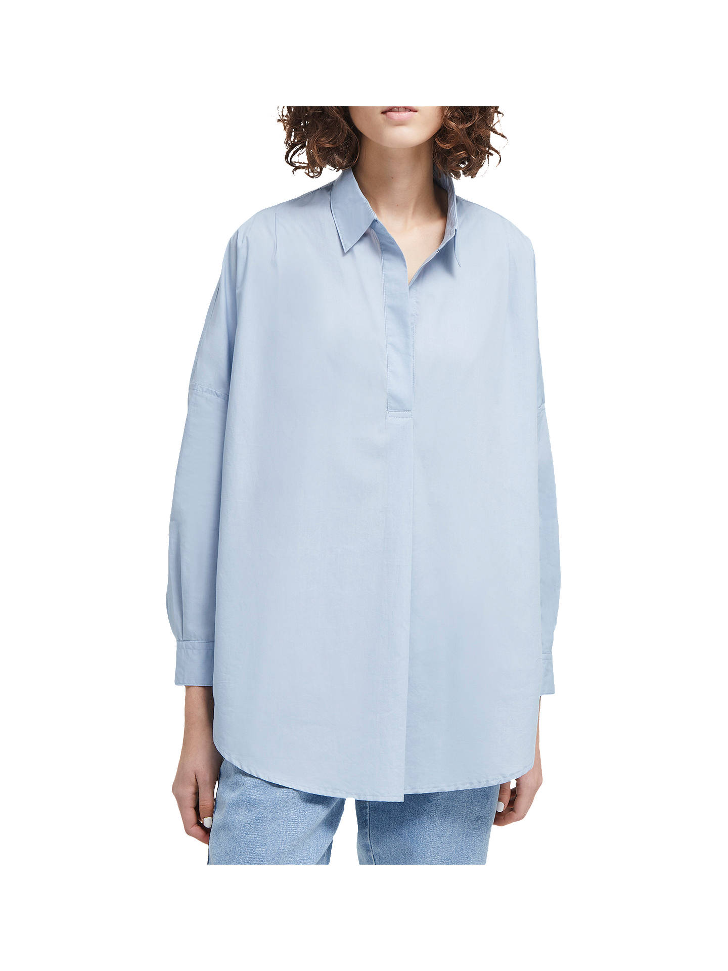 bde9f987d2e French Connection Rhodes Poplin Shirt at John Lewis   Partners